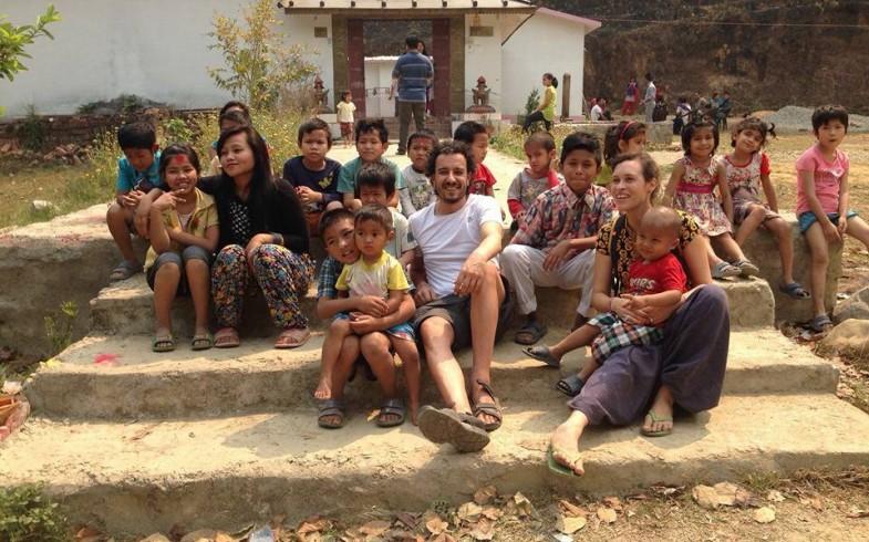 Hoy comenzamos el 2073 en Nepal!