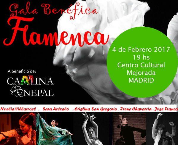 4 Febrero. Gala Flamenca en Mejorada!