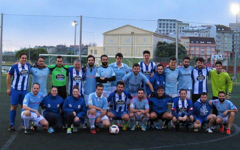 Depor vs. Celta. Derbi solidario en A Coruña
