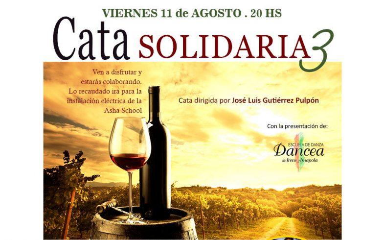 3ª CATA Solidaria en Alcázar de San Juan